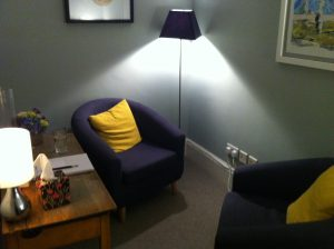 Counselling Room at the Courtyard Garden, Victoria